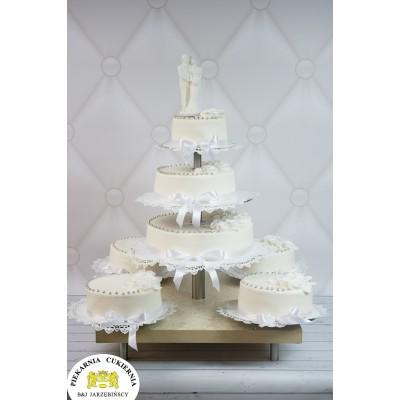 Tort Poczekalnia ślubny  2