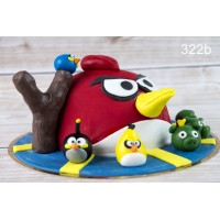 Tort nr 322b Angry Birds