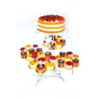 Tort ślubny MonoPorcje