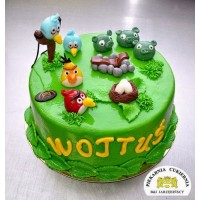 Tort Angry Birds 4