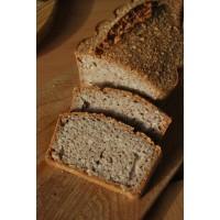 Bezglutenowy Chleb Ciemne Ziarno 400 g