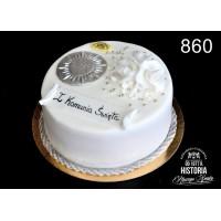 Tort nr 860 Komunia