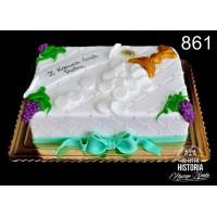 Tort nr 861 Komunia