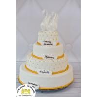 Tort Poczekalnia ślubny 11
