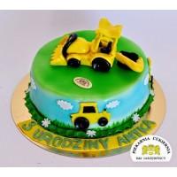 Tort Auto Koparka