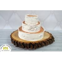 Tort Artystyczny ślubny 1