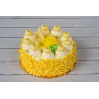 Tort Brzoskwiniowy BEZGLUTENOWY