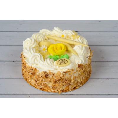 Tort ananasowy BEZGLUTENOWY