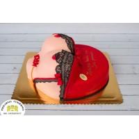 Tort dla dorosłych Biust