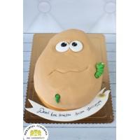 Tort Poczekalnia Ziemniak