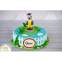 Tort Zebra Zou 1