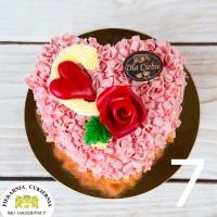 Tort Walentynki / Dzień Kobiet 7