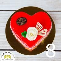 Tort Walentynki / Dzień Kobiet 8