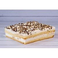 Ciasto Chałwowe na śmietanie 0.8 kg
