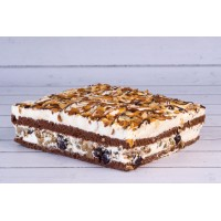 Ciasto Wuzetka z bakaliami 0.8 kg