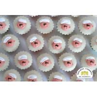 Cupcake Piekarz 6 szt