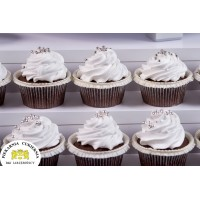 Cupcake Wesele 6 szt