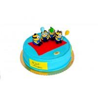 Tort Minionki