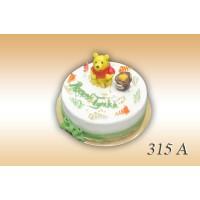 Tort nr 315A Kubuś Puchatek