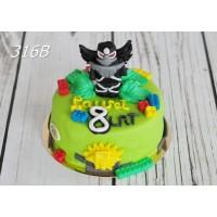 Tort nr 316B Lego