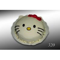 Tort nr 320 Hello Kitty