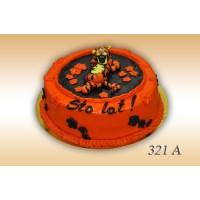Tort nr 321A Tygrysek