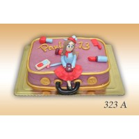 Tort nr 323A Kosmetyki