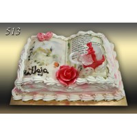 Tort nr 513 Książka