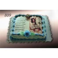 Tort nr 809 Komunia