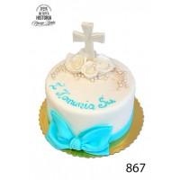 Tort nr 867 Komunia