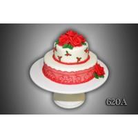 Tort  nr 620A Róża
