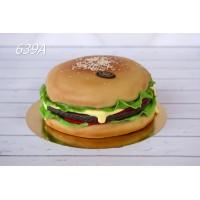 Tort nr 639A Hamburger