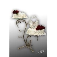 Tort weselny nr 107