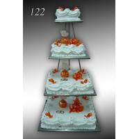 Tort weselny nr 122