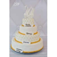 Tort ślubny 238