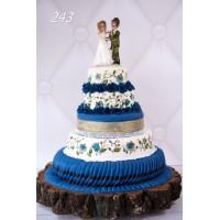 Tort ślubny 243