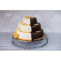 Tort ślubny 245