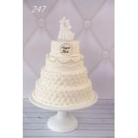 Tort ślubny 247