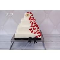 Tort ślubny 249