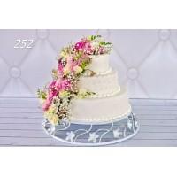 Tort ślubny 252